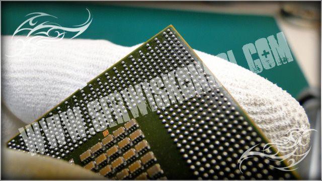 Procesor CELL - nowe kulki BGA